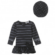 3 Pommes Dress & Beret