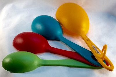 Spoon scoop measures