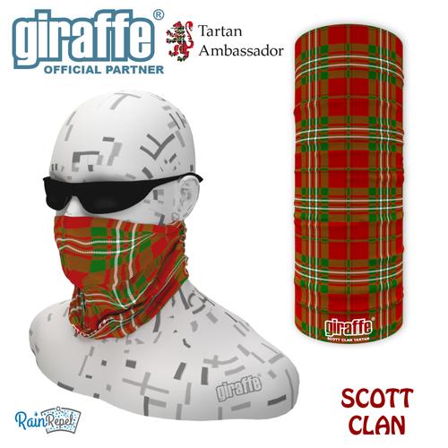 Scott Clan Tartan Bandana