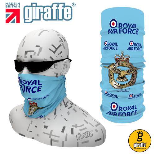G392 Royal Air Force Blue Tube Bandana