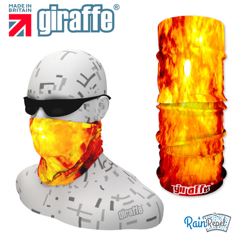 G292 Fires of Hell Tube Bandana