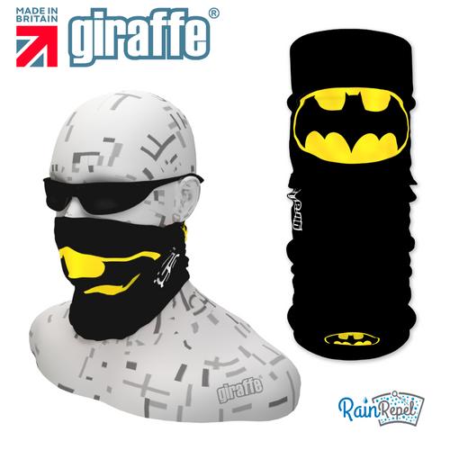 G296 Batman Bat Black Tube Bandana