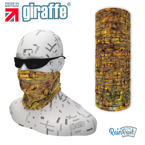 G544 Sand shift Camouflage desert  Multi-functional Tube Bandana
