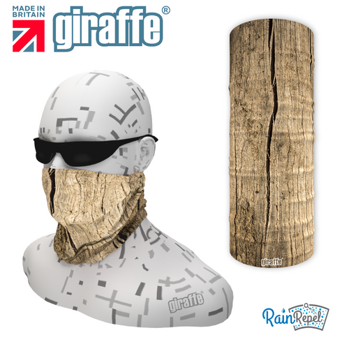 G550 Wood grain tree texture  Multi-functional Tube Bandana