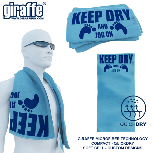 Jog On GT-008 Sports Microfibre Towel