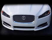 "Jaguar XF ""Sport Style"" Lower Bumper Apron Extension Set"