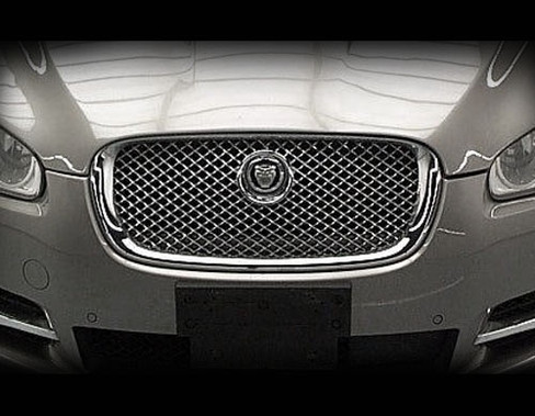 Jaguar Xf Amp Xfr Chrome Grille Replacement 2007 2011