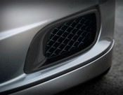 Speed Style Side Grille Replacement Set in Gloss Black