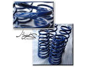 Jaguar XF Mina Gallery Lowering Springs (07-2011 models)