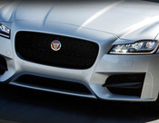 Jaguar XF 2016-2018 All Black Main Grille Replacement