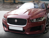 Jaguar XE S & R-Sport Carbon Fiber Front Splitter Upgrade 2016-On