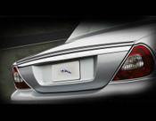 Jaguar XJ8 & XJR Sport Trunk Spoiler for 2004-2007 (X350)
