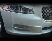 Jaguar XJ Lower Corner Mesh Grille Upgrade