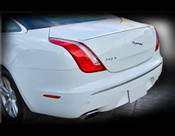 Jaguar XJ Custom Rear Lip Spoiler Upgrade