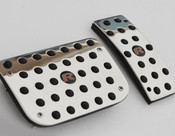 Jaguar S-Type & S-Type R  Custom Pedal Upgrade 2pcs kit