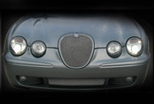 Jaguar S-Type R Lower Mesh Grille 03-004 models