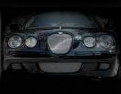Jaguar S-Type Lower Mesh Grille 2008 models