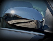 Jaguar S-Type Chrome Mirror Cover Finisher set