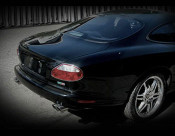 Jaguar XK8 & XKR Mina Gallery Performance Muffler Delete Kit