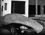 Jaguar XK8 & XKR All Weather Car Cover w Bag & Lock