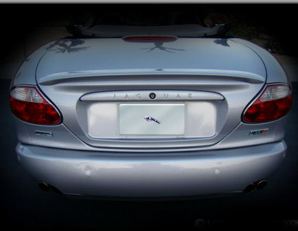 Jaguar Xk8 Amp Xkr Factory New Style Rear Spoiler Mina