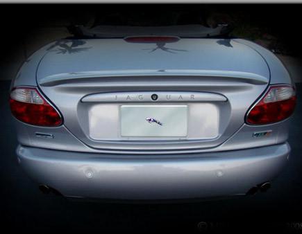 Jaguar Xk8 Amp Xkr Factory New Style Rear Spoiler Mina Gallery Inc