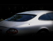 Jaguar XK8 & XKR Coupe Custom Sport Roof Spoiler