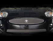 Jaguar XKR Upper Mesh Grille OE Style (black or stainless) 07-2011