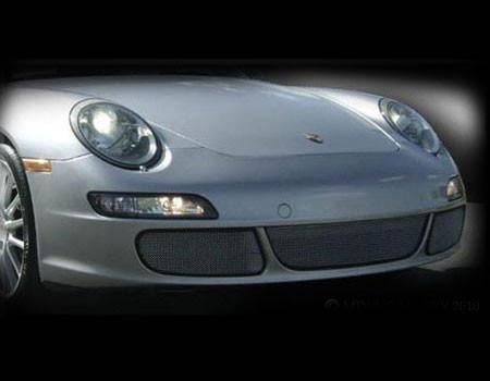 Porsche 911 (997) Carrera Lower Mesh Grille 05-2008