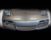 Porsche Cayman Lower Mesh Grille 3pcs kit 2009-2011