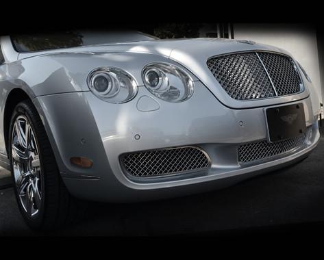 Bentley GT & GTC Lower Mesh Grille OE style 2003-2009