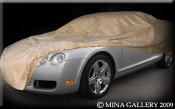 Bentley GT / GTC All Wheather Car Cover