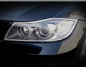 BMW 135 & 128 Headlight Chrome Trim Surround Set 2005-2011