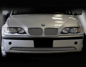 BMW 3 Series Complete Kidney Mesh Grilles  (2 door models) 04-05