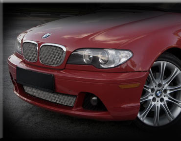 BMW 3 Series Lower Mesh Grille (2 Door Models) 04 05