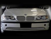 BMW 3 Series Complete Kidney Mesh Grilles  (4 door models) 02-05