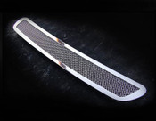 BMW 7 Series; 745 Hood Mesh Grille Set 2002-2005
