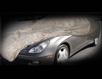 Mercedes C-Class All Wheather Car Cover 2001-2007