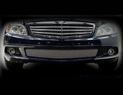 Mercedes C-Class; C300 Lower Mesh Grille 2008-2011