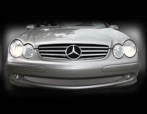 Mercedes CLK Lower Mesh Grille kit 2004-2005