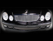 Mercedes E-class Lower Mesh Grille kit 2003-2006 models