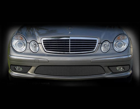 Mercedes E55 AMG Lower Mesh Grille set 2003-2006 models