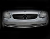 Mercedes SLK 1 pcs Lower Mesh Grille Kit 2001-2004 (230K Series)