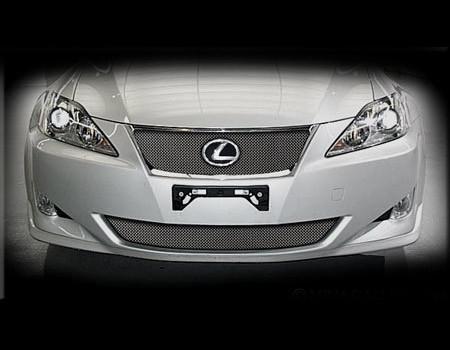 Lexus IS Main Mesh Grille Inner Overlay 2006-2008 models