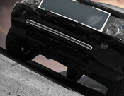 Range Rover Bumper Mesh Grille Kit 2003-2005 (Black or Chrome)