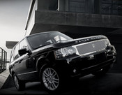 Range Rover Main Mesh Grille 2010-2012 (Black or Chrome)
