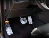 Range Rover Sport Custom Alloy Pedal Upgrades 3pcs kit 2010-2013