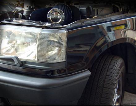 Range Rover P38 Direct Performance Air Intake Kit 1996-2002