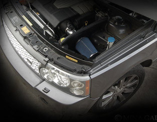 Land Rover Lr3 Performance Air Intake Kit Mina Gallery Inc