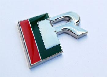 "New Style ""R"" Emblem"